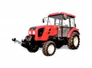 Oldtimer-Traktor typu Belarus Беларус-921.3, Neumaschine w Львів