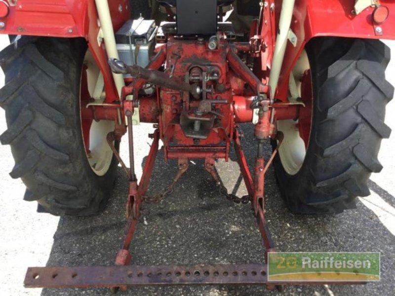 Oldtimer-Traktor des Typs Case IH 353S, Gebrauchtmaschine in Bühl (Bild 9)