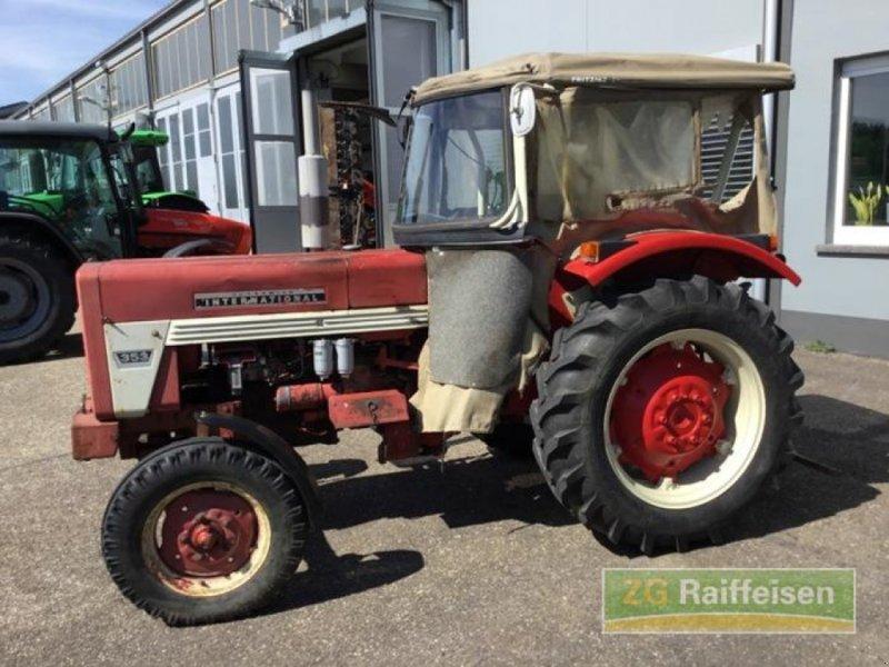 Oldtimer-Traktor des Typs Case IH 353S, Gebrauchtmaschine in Bühl (Bild 4)