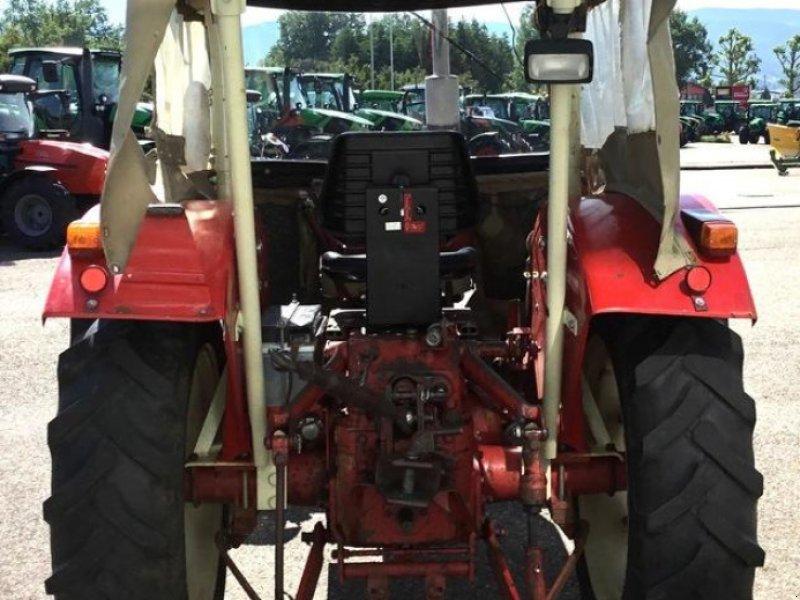 Oldtimer-Traktor des Typs Case IH 353S, Gebrauchtmaschine in Bühl (Bild 8)