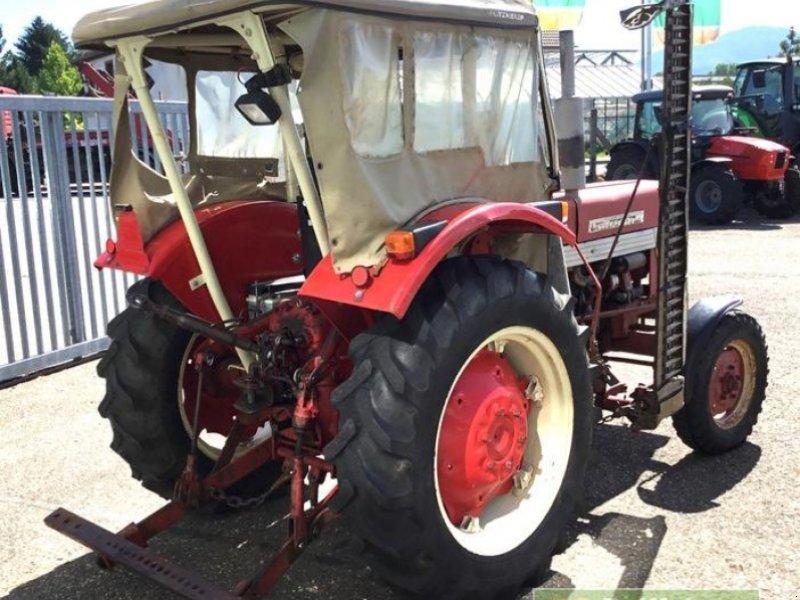 Oldtimer-Traktor des Typs Case IH 353S, Gebrauchtmaschine in Bühl (Bild 6)