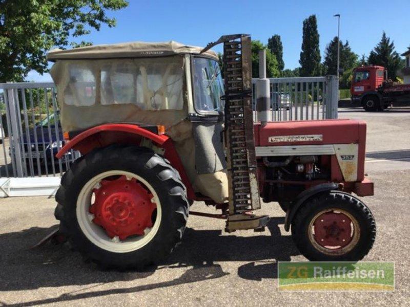 Oldtimer-Traktor des Typs Case IH 353S, Gebrauchtmaschine in Bühl (Bild 5)