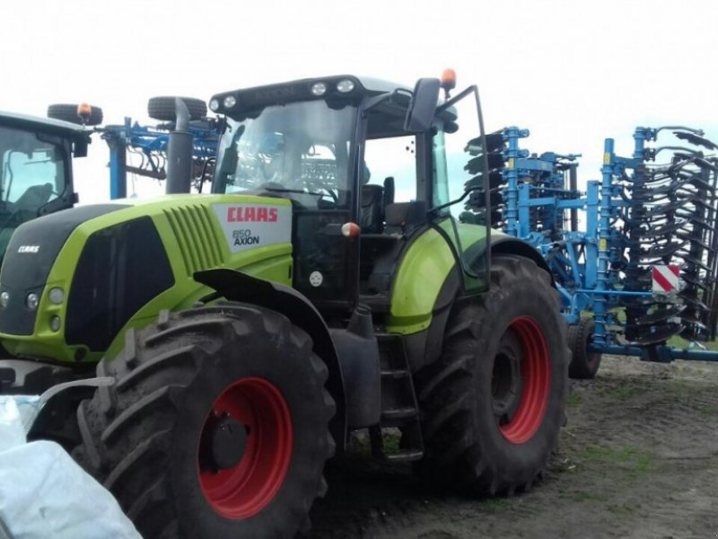Oldtimer-Traktor типа CLAAS Axion 850 CIS, Neumaschine в Суми (Фотография 1)