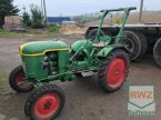 Oldtimer-Traktor des Typs Deutz-Fahr 11er in Flammersfeld