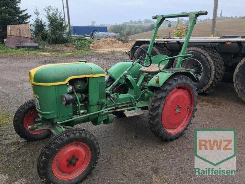 Oldtimer-Traktor des Typs Deutz-Fahr 11er, Gebrauchtmaschine in Flammersfeld (Bild 1)