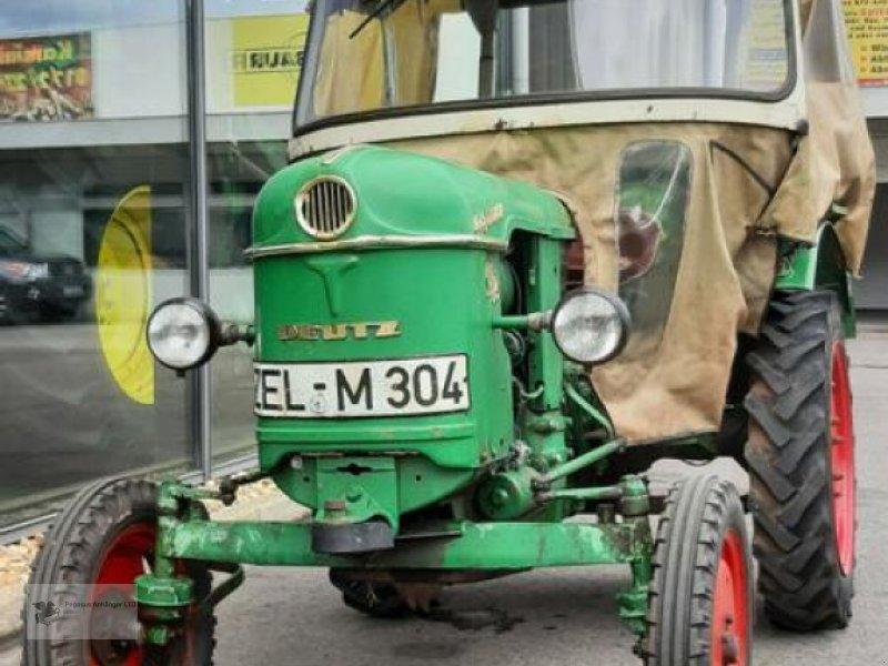 Oldtimer-Traktor a típus Deutz-Fahr D 15-N Traktor Oldtimer H-Zulassung, Gebrauchtmaschine ekkor: Gevelsberg (Kép 1)