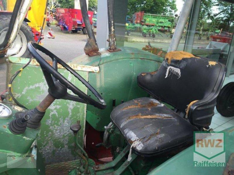 Oldtimer-Traktor des Typs Deutz-Fahr D 50.1 S, Gebrauchtmaschine in Wegberg (Bild 9)