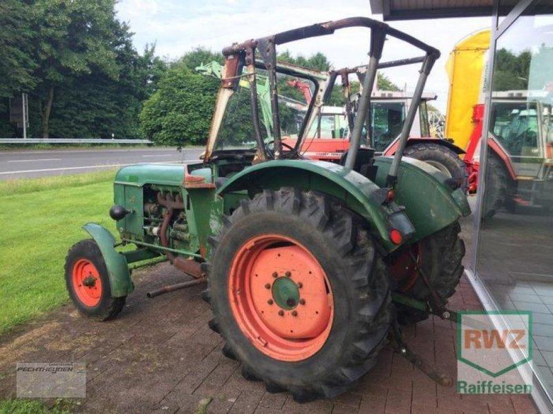Oldtimer-Traktor des Typs Deutz-Fahr D 50.1 S, Gebrauchtmaschine in Wegberg (Bild 5)