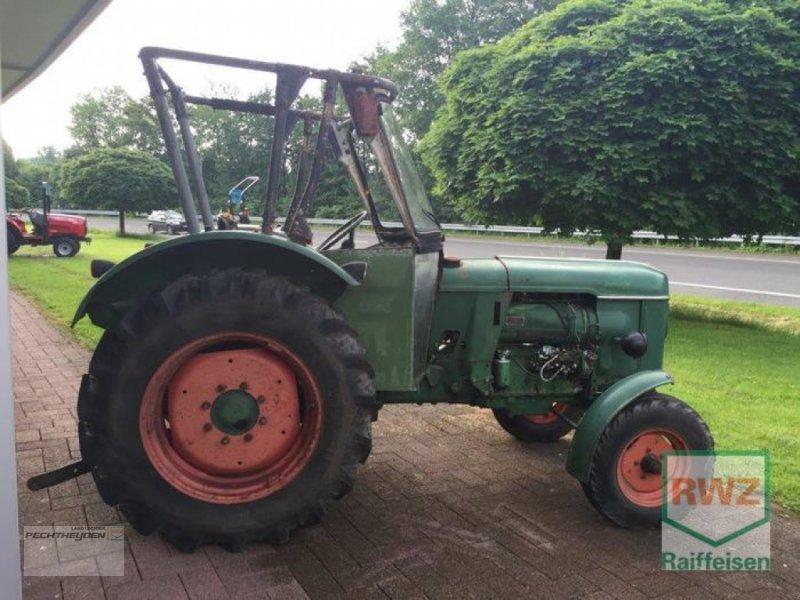 Oldtimer-Traktor des Typs Deutz-Fahr D 50.1 S, Gebrauchtmaschine in Wegberg (Bild 4)