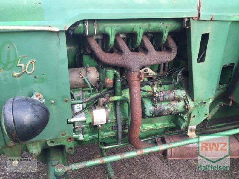 Oldtimer-Traktor des Typs Deutz-Fahr D 50.1 S, Gebrauchtmaschine in Wegberg (Bild 7)