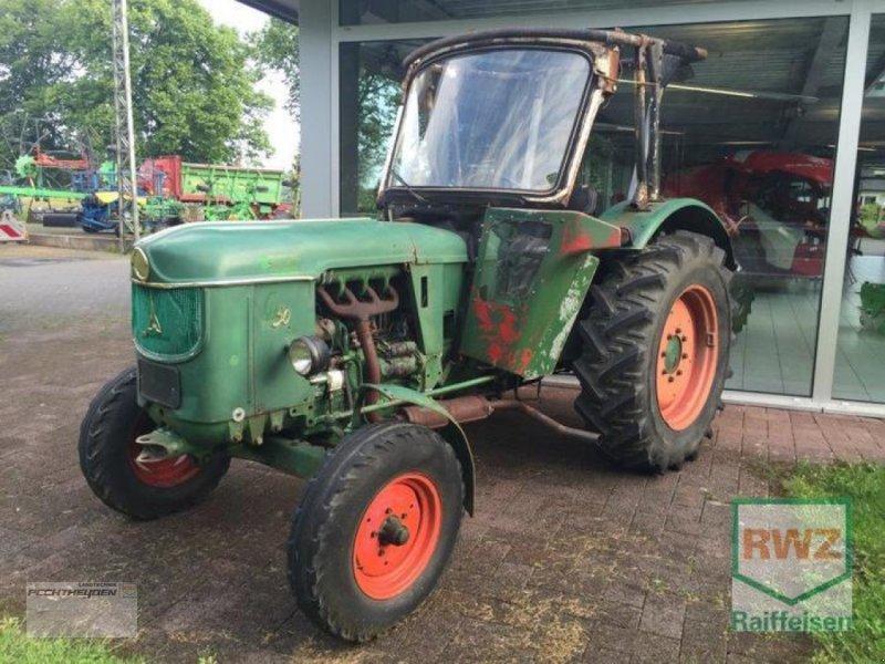 Oldtimer-Traktor des Typs Deutz-Fahr D 50.1 S, Gebrauchtmaschine in Wegberg (Bild 2)