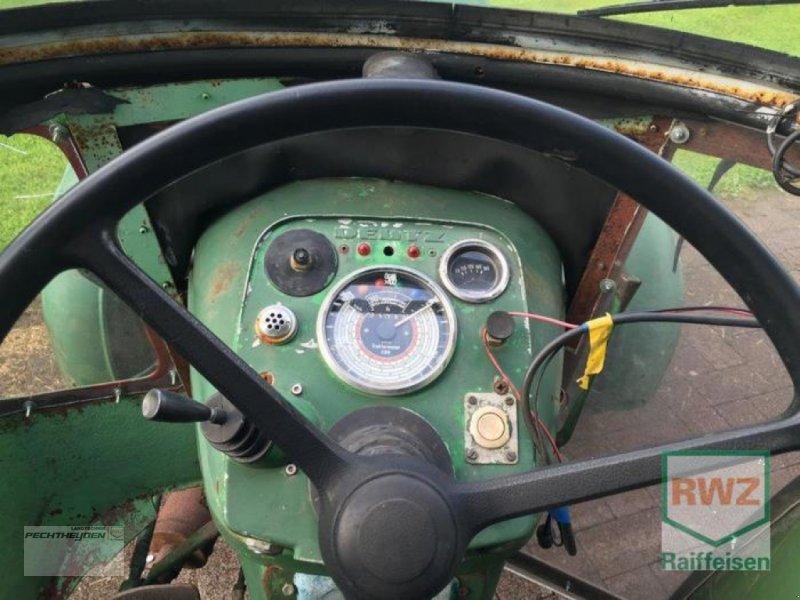 Oldtimer-Traktor des Typs Deutz-Fahr D 50.1 S, Gebrauchtmaschine in Wegberg (Bild 8)
