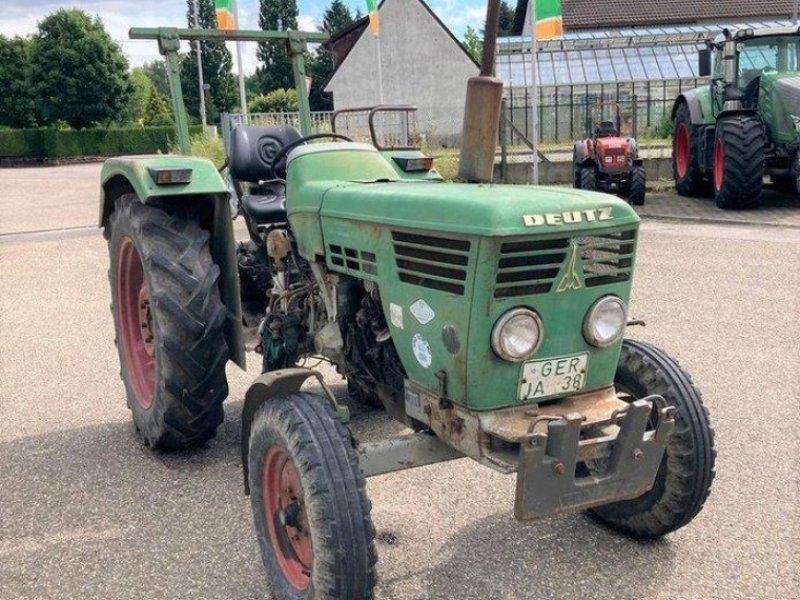 Oldtimer-Traktor des Typs Deutz-Fahr D4006, Gebrauchtmaschine in Bühl (Bild 1)
