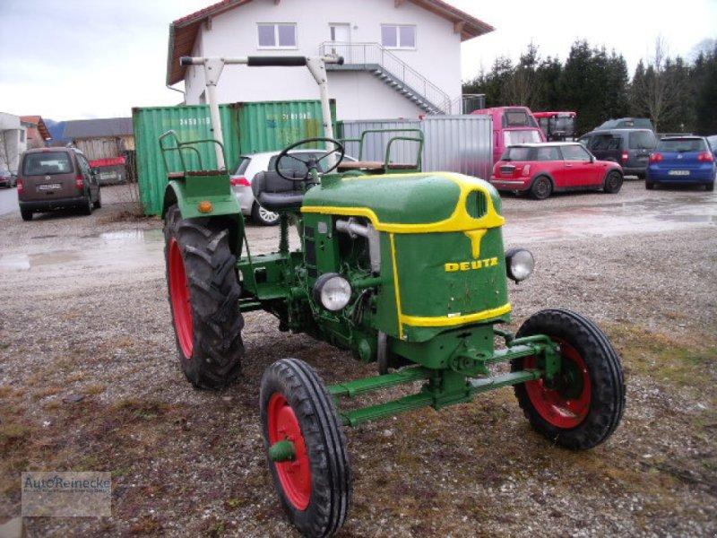 Oldtimer-Traktor des Typs Deutz-Fahr F2L 612, Gebrauchtmaschine in Königsdorf (Bild 2)
