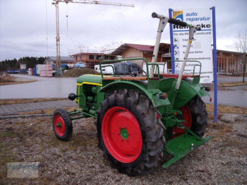 Oldtimer-Traktor des Typs Deutz-Fahr F2L 612, Gebrauchtmaschine in Königsdorf (Bild 7)