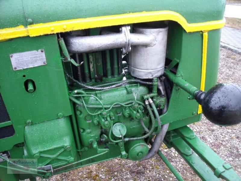 Oldtimer-Traktor des Typs Deutz-Fahr F2L 612, Gebrauchtmaschine in Königsdorf (Bild 3)