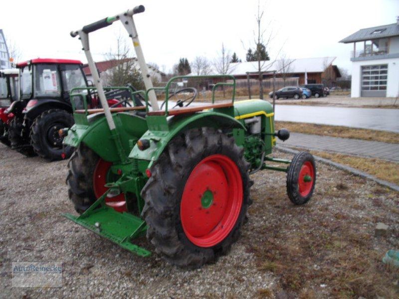 Oldtimer-Traktor des Typs Deutz-Fahr F2L 612, Gebrauchtmaschine in Königsdorf (Bild 5)