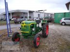 Oldtimer-Traktor des Typs Deutz-Fahr F2L 612 in Königsdorf
