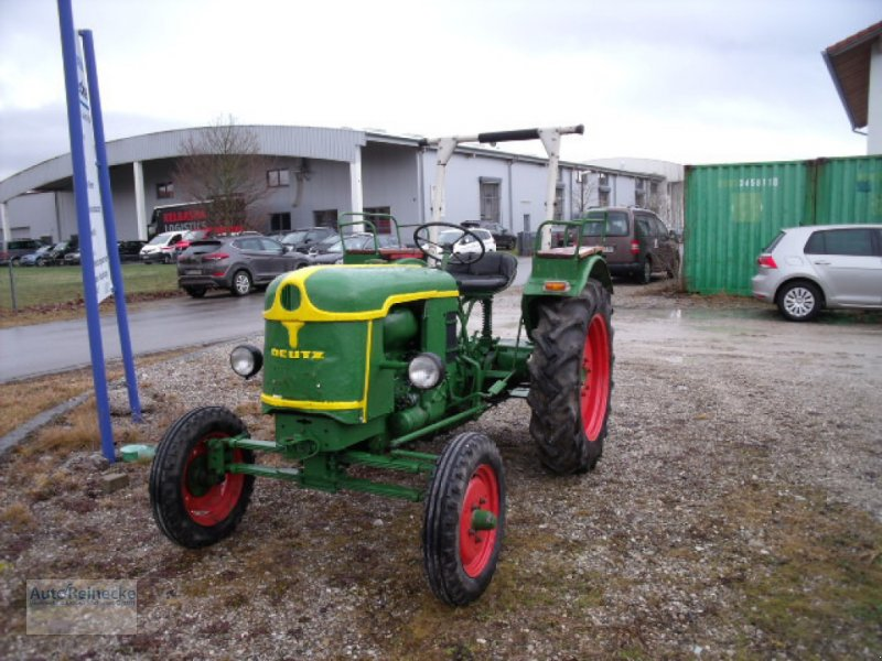 Oldtimer-Traktor a típus Deutz-Fahr F2L 612, Gebrauchtmaschine ekkor: Königsdorf (Kép 1)