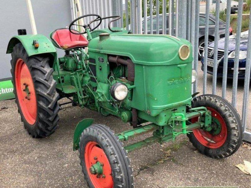 Oldtimer-Traktor des Typs Deutz-Fahr Klöckner F2L, Gebrauchtmaschine in Bühl (Bild 1)