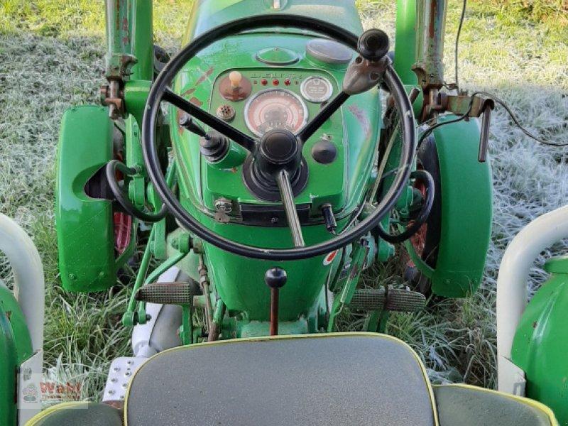 Oldtimer-Traktor des Typs Deutz D 4005, Gebrauchtmaschine in Alfdorf-Rienharz (Bild 3)