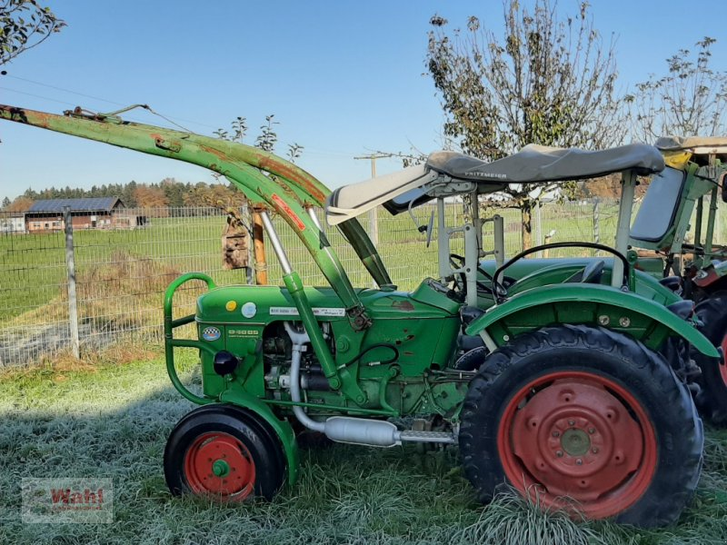 Oldtimer-Traktor des Typs Deutz D 4005, Gebrauchtmaschine in Alfdorf-Rienharz (Bild 1)