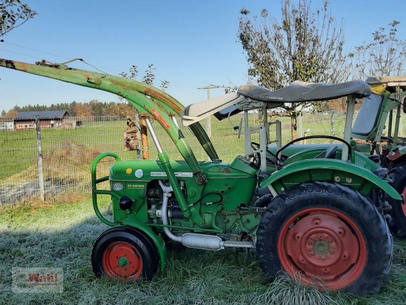 Oldtimer-Traktor a típus Deutz D 4005, Gebrauchtmaschine ekkor: Alfdorf-Rienharz (Kép 1)