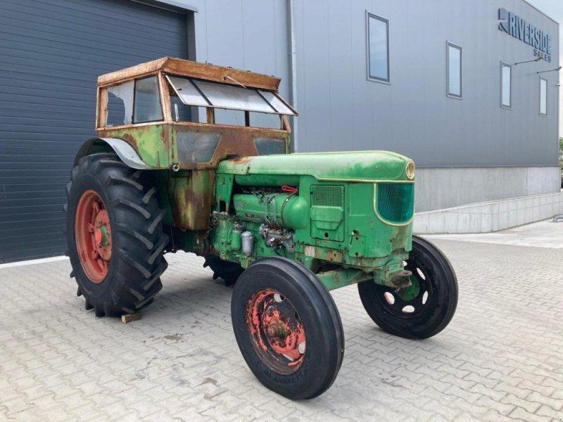 Oldtimer-Traktor des Typs Deutz D 8005, Gebrauchtmaschine in Beek en Donk (Bild 1)
