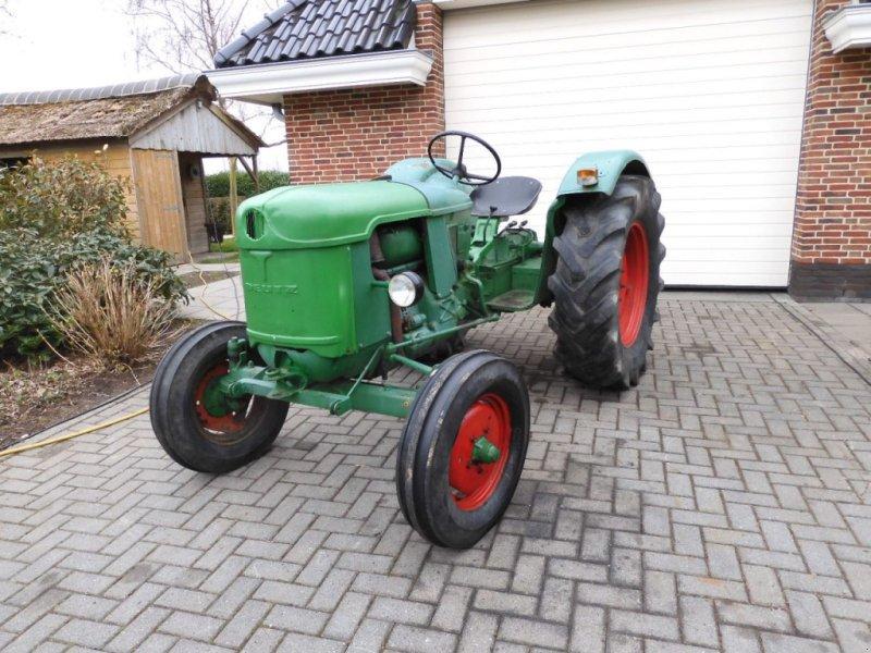 Oldtimer-Traktor типа Deutz D30, Gebrauchtmaschine в IJsselmuiden (Фотография 1)