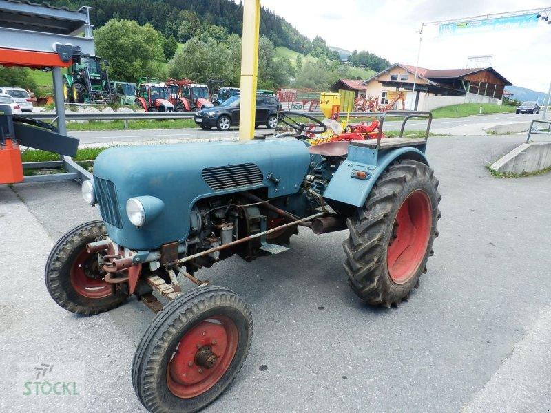 Oldtimer-Traktor des Typs Eicher EM 295, Gebrauchtmaschine in Westendorf (Bild 1)