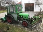 Oldtimer-Traktor des Typs Eicher ES202 in Haiming
