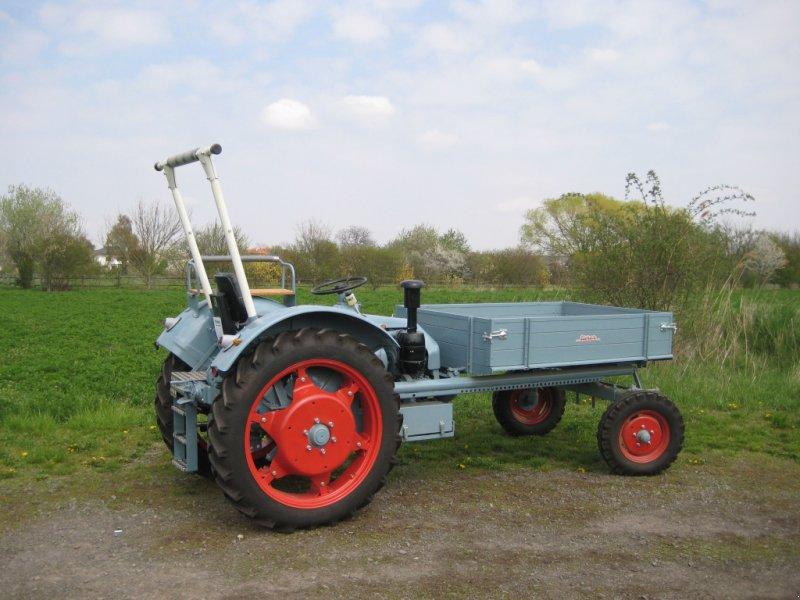 Oldtimer-Traktor des Typs Eicher G40, Gebrauchtmaschine in Niederkirchen (Bild 1)