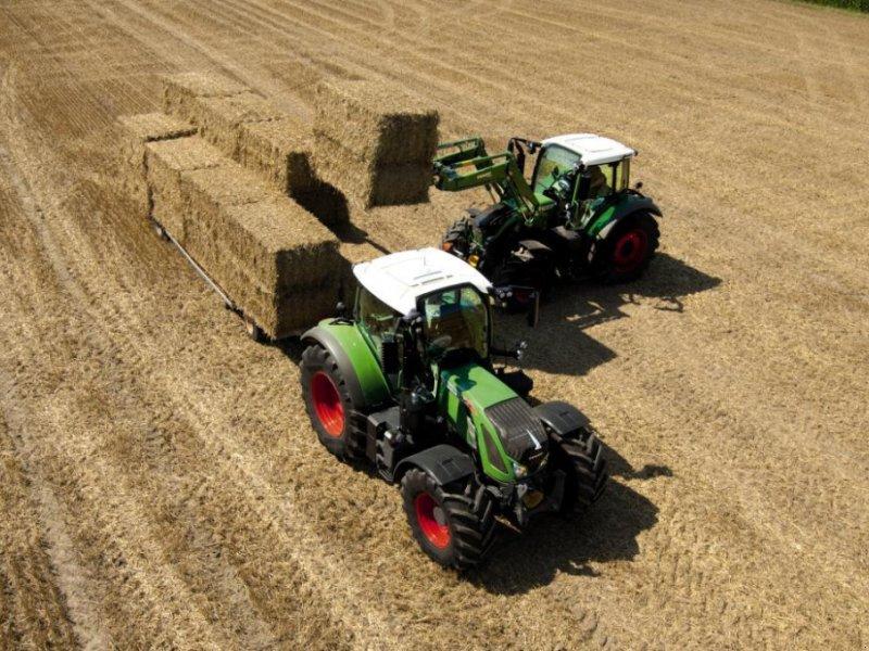 Oldtimer-Traktor a típus Fendt 724 Vario, Neumaschine ekkor: Не обрано (Kép 6)
