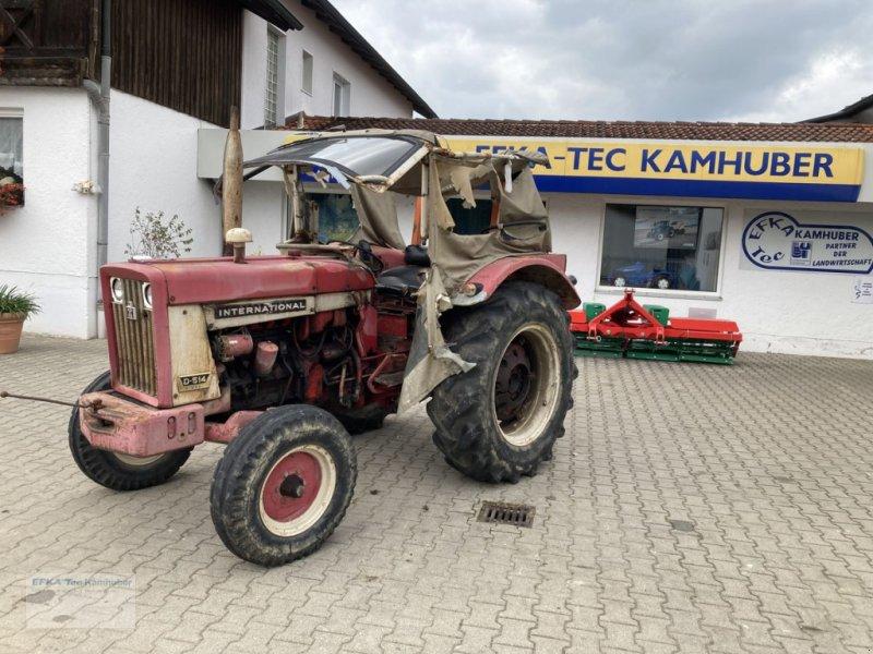 Oldtimer-Traktor типа GS International IHC D514, Gebrauchtmaschine в Erlbach (Фотография 1)