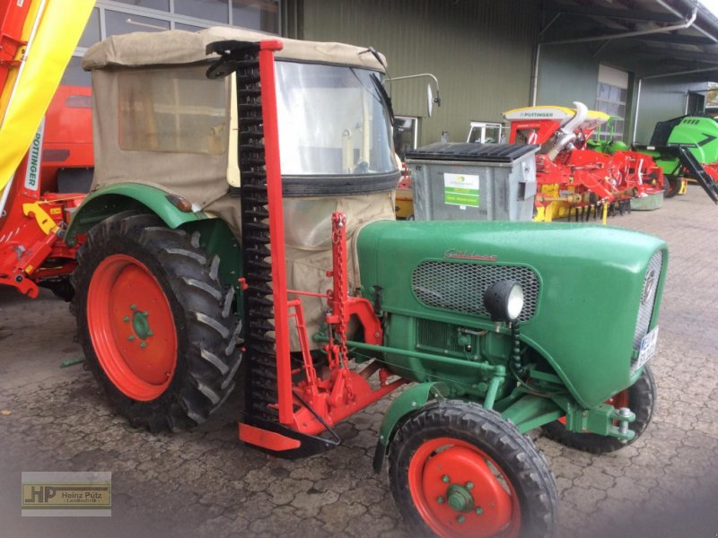 Oldtimer-Traktor des Typs Güldner A3KA, Gebrauchtmaschine in Zülpich (Bild 2)