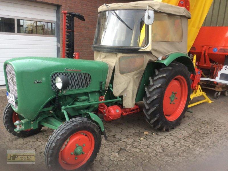 Oldtimer-Traktor des Typs Güldner A3KA, Gebrauchtmaschine in Zülpich (Bild 3)
