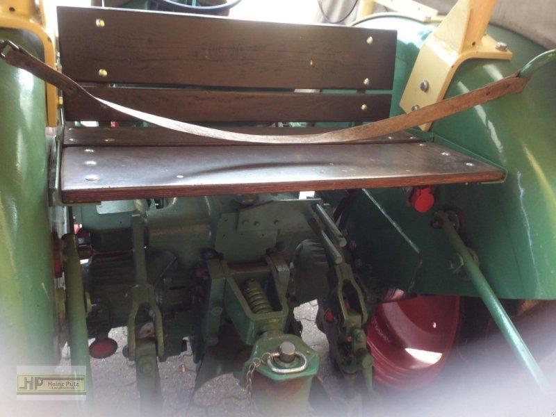 Oldtimer-Traktor des Typs Güldner A3KA, Gebrauchtmaschine in Zülpich (Bild 4)