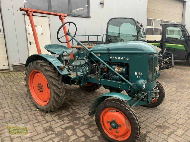 Oldtimer-Traktor a típus Hanomag Oldtimer R 12 KB, Gebrauchtmaschine ekkor: Neuenkirchen-Vinte (Kép 1)