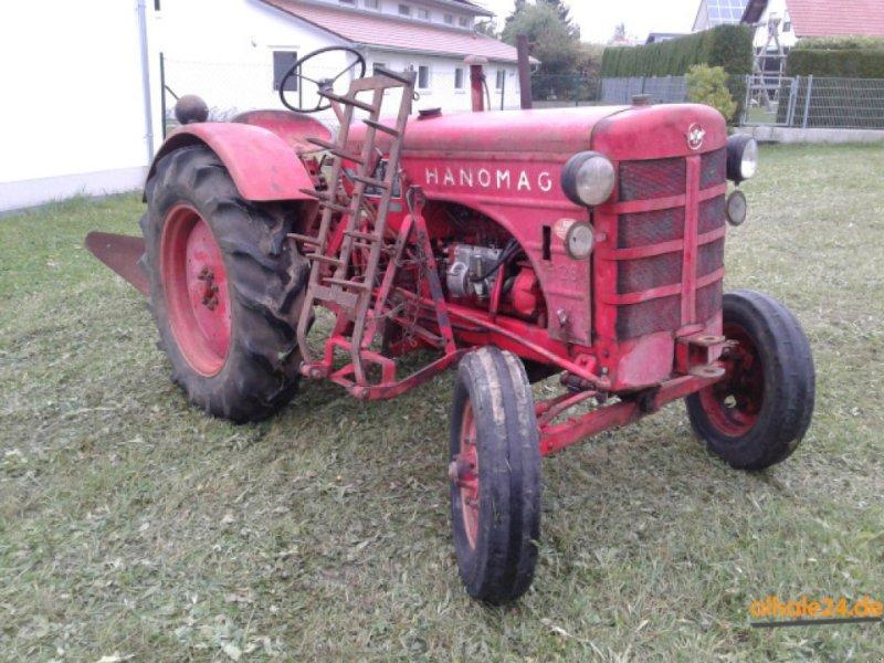 Oldtimer-Traktor des Typs Hanomag R 28, Gebrauchtmaschine in Apfeltrach (Bild 1)