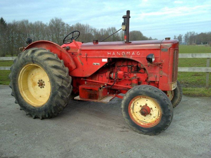 Oldtimer-Traktor a típus Hanomag R545/460, Gebrauchtmaschine ekkor: Bakkeveen (Kép 1)