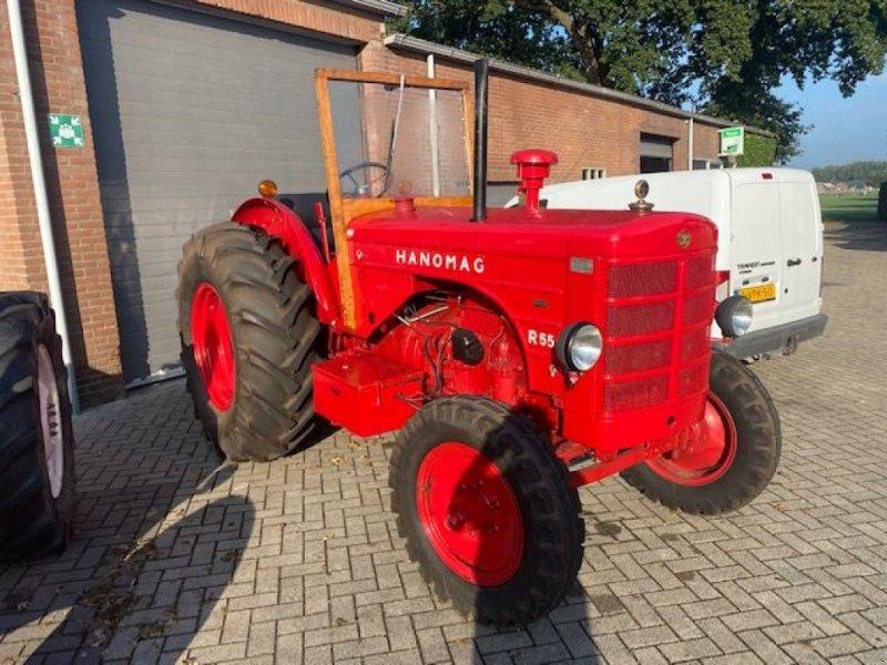 Oldtimer-Traktor a típus Hanomag R55, Gebrauchtmaschine ekkor: Lunteren (Kép 1)
