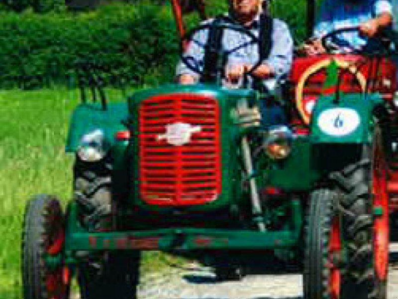 Oldtimer-Traktor типа HELA D12S MWM KD12E, Gebrauchtmaschine в Ohorn (Фотография 1)