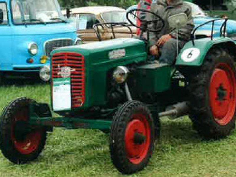 Oldtimer-Traktor des Typs HELA Hela Hermann Lanz Aulendorf D112, Gebrauchtmaschine in Ohorn (Bild 1)