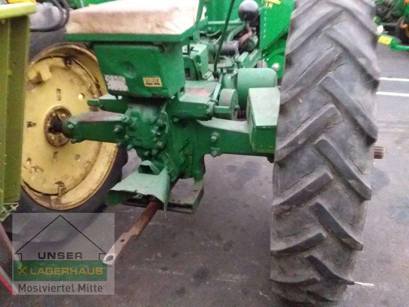 """Oldtimer-Traktor des Typs John Deere """"B"""", Gebrauchtmaschine in Bergland (Bild 1)"""