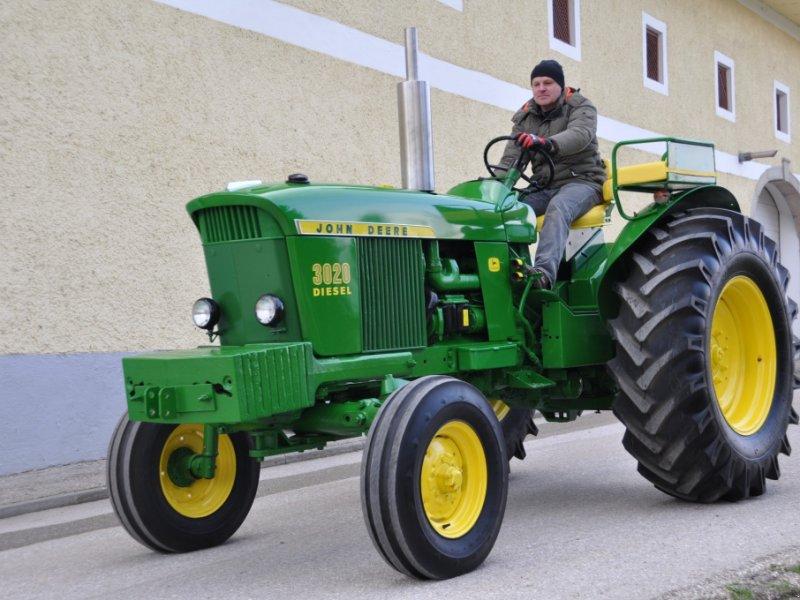 Oldtimer-Traktor des Typs John Deere 3020 Oldtimer, Gebrauchtmaschine in Hörsching (Bild 1)