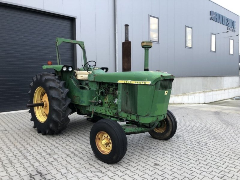 Oldtimer-Traktor типа John Deere 5020, Gebrauchtmaschine в Beek en Donk (Фотография 1)