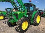 Oldtimer-Traktor des Typs John Deere 6320, Neumaschine in Звенигородка