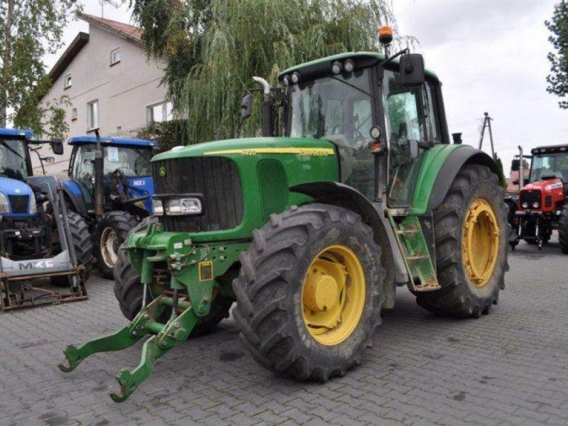 Oldtimer-Traktor типа John Deere 6920 Premium, Neumaschine в Київ (Фотография 1)