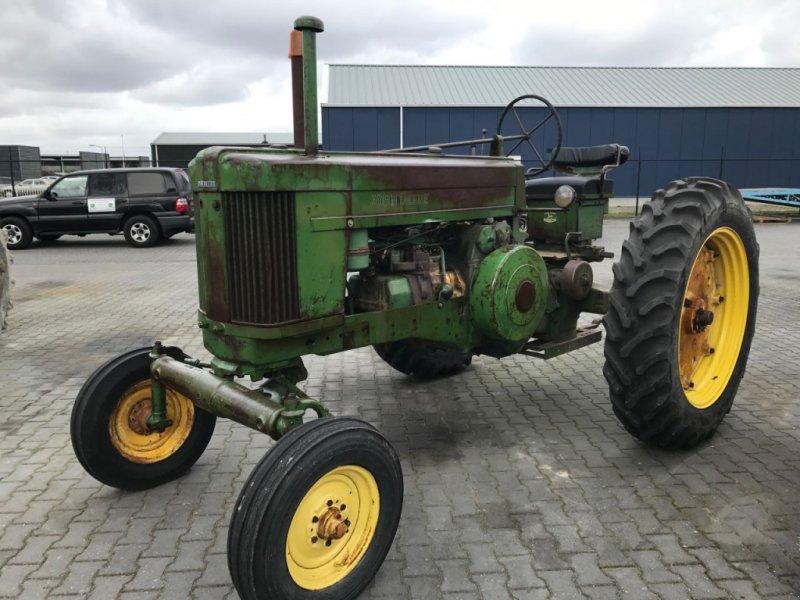Oldtimer-Traktor типа John Deere 70, Gebrauchtmaschine в Tweede Exloermond (Фотография 1)