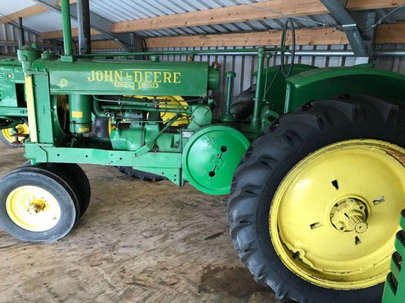 Oldtimer-Traktor типа John Deere G Unstyled, Gebrauchtmaschine в Tweede Exloermond (Фотография 1)